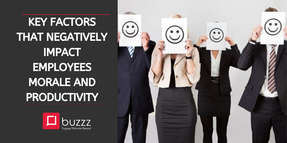Employee Morale at workplace | Buzzz